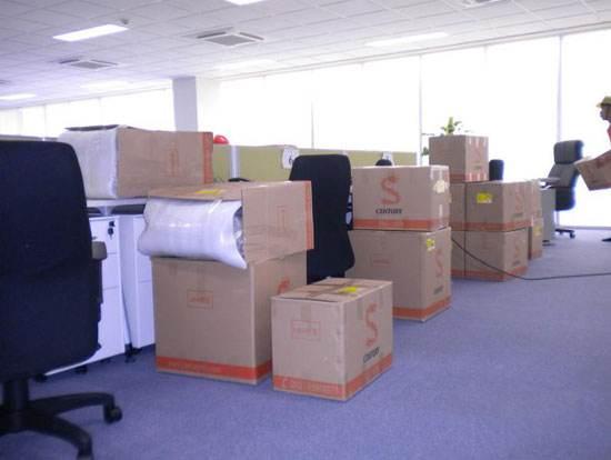 公司企业搬家准备工作很重要